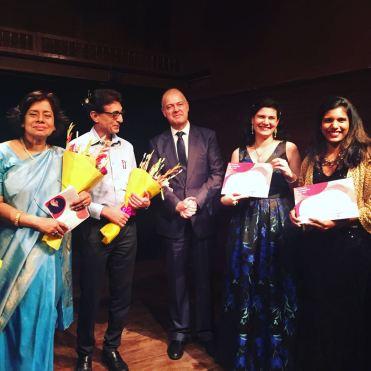 Godrej Talents in India, Award Farah Gladioli & Tanisha Herbert