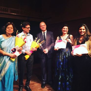 Godrej Talents in India, Award Farah Gladioli & Tanisha Herbert