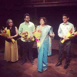 The Jury Cynthia Lucile Smith, Nikhil Sardana, Patricia Rosario, Sunit Tandon, Sunanda Rao-Erdem